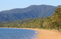 Palm Cove Beach from the Jetty